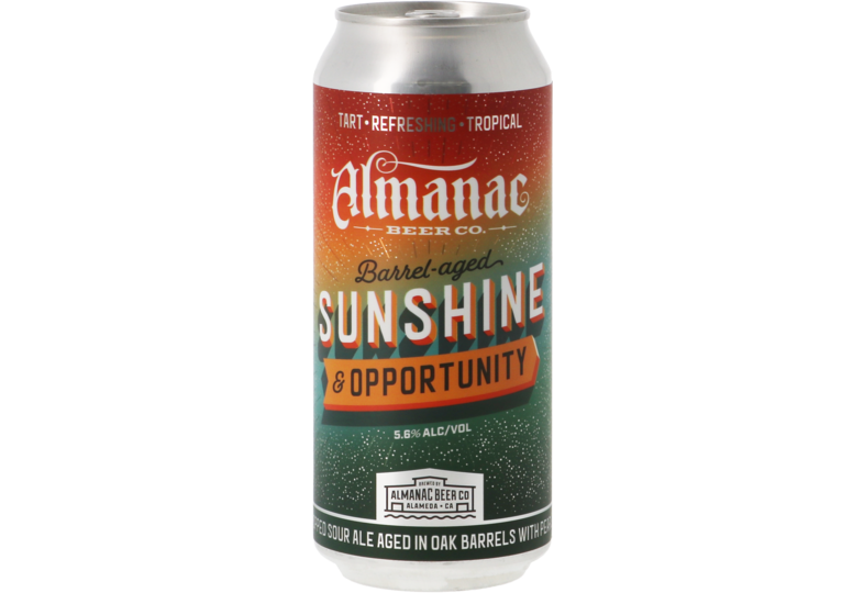 Bouteilles - Almanac Sunshine And Opportunity Oak BA