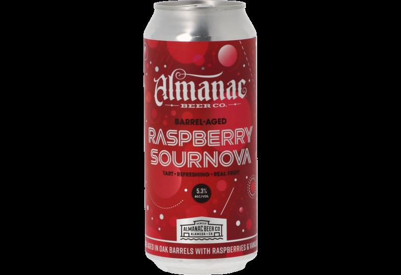 Bouteilles - Almanac Raspberry Sournova Oak BA