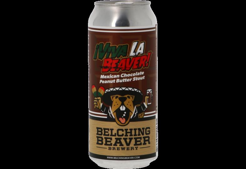 Bouteilles - Belching Beaver ¡Viva La Beaver!