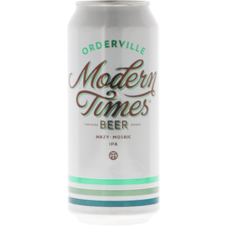Bouteilles - Modern Times Orderville
