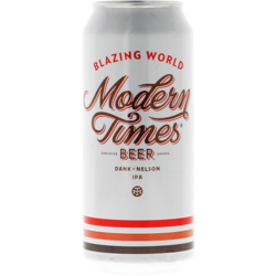 Botellas - Modern Times Blazing World