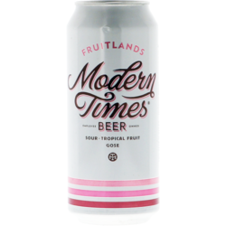 Flaskor - Modern Times Fruitlands - Passion Fruit and Guava