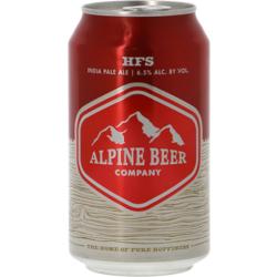 Bouteilles - Alpine HFS