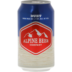 Bouteilles - Alpine Duet