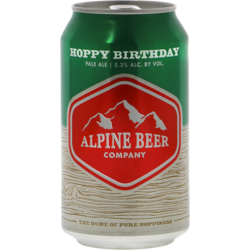 Bottiglie - Alpine Hoppy Birthday