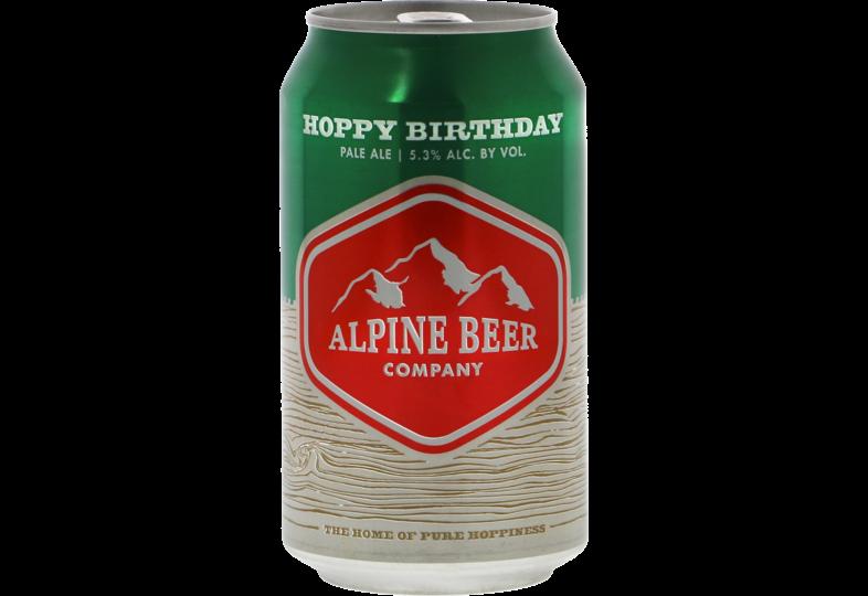 Bouteilles - Alpine Hoppy Birthday