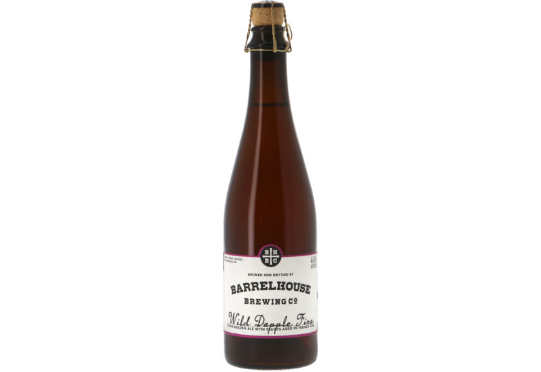Bouteilles - BarrelHouse Wild Dapple Fire French Oak BA