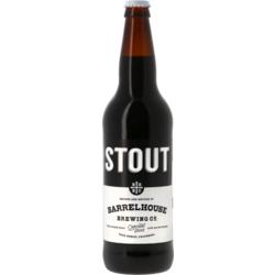 Bouteilles - BarrelHouse Stout