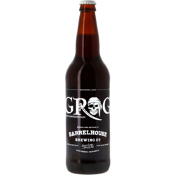 Botellas - BarrelHouse Grog Rum BA