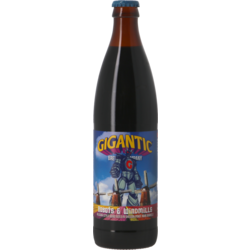 Bouteilles - Gigantic / De Molen Windmills And Robots Pinot Noir Barrel Aged