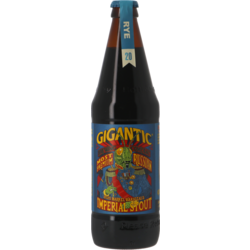 Bouteilles - Gigantic Most Most Premium Russian Imperial Stout Rye Barrel Aged 2019