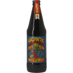 Bouteilles - Gigantic Most Most Premium Russian Imperial Stout Maple Barrel Aged 2020