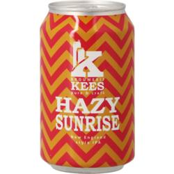 Bottled beer - Kees Hazy Sunrise