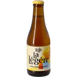Bouteilles - Leffe La Légère