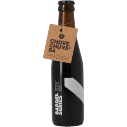 Bouteilles - Brussels Beer Project Chove Chuva² Whisky Barrel Aged