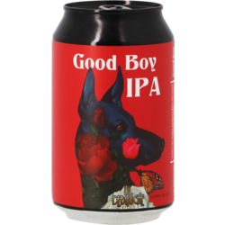 Bouteilles - La Débauche Good Boy IPA