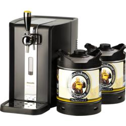 Kegs - Pack Tireuse Perfectdraft 2 fûts Franziskaner Weissbier