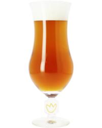 Biergläser - Glas Bloemenbier - 25 cl