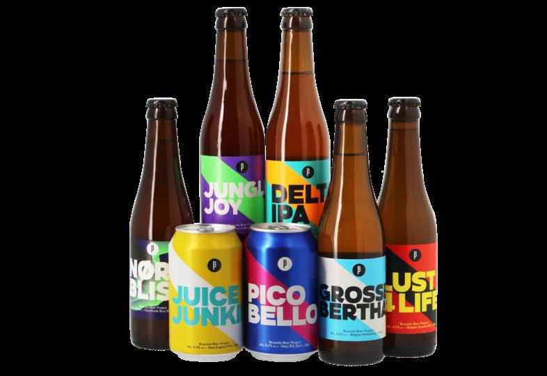 Accessori e regali - Pack Découverte Brussels Beer Project