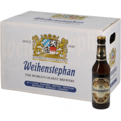 Big packs - Big Pack Weihenstephaner Vitus - 24 bières
