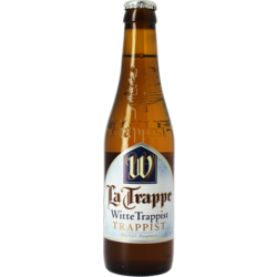 Flessen - La Trappe Witte Trappist