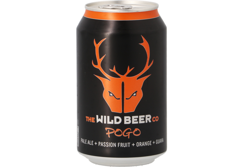 Bouteilles - Wild Beer Pogo
