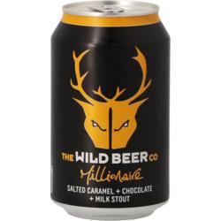 Bouteilles - Wild Beer Millionaire