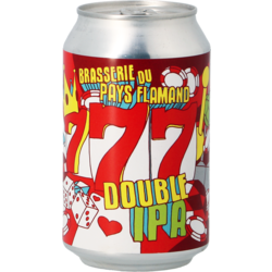 Bouteilles - Brasserie du Pays Flamand 777 DIPA