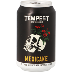 Bouteilles - Tempest Mexicake - Can