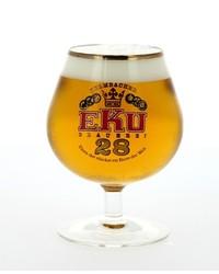 Biergläser - Glas Eku 28 petit à pied - 12.5 cl