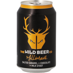 Bouteilles - Wild Beer Millionaire - Can