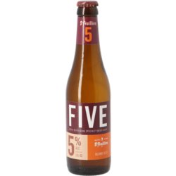 Flaschen Bier - Saint Feuillien Five