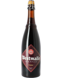 Flaschen Bier - Westmalle Double Brune
