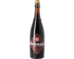 Bottled beer - Westmalle Double Brune
