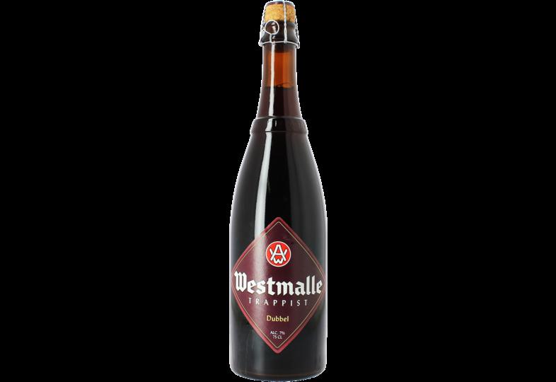 Flessen - Westmalle Dubbel Bruin 75 cl