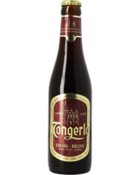 Bottled beer - Tongerlo double brune
