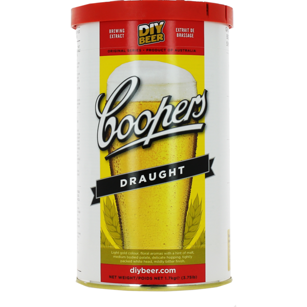 Draught Beer Kit - Coopers