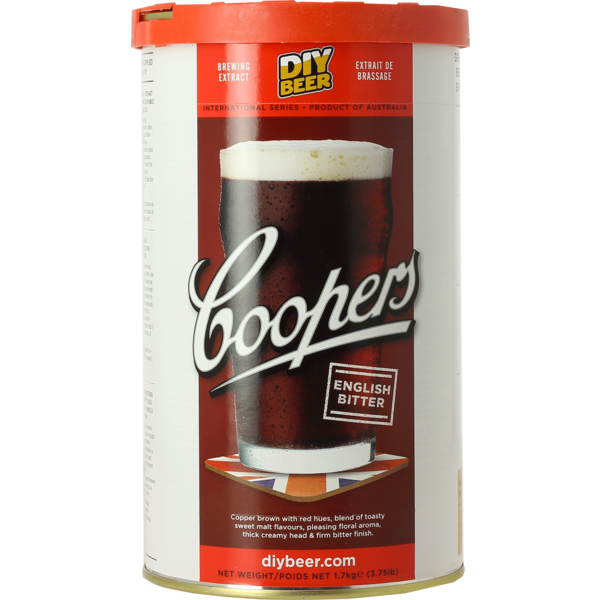 Coopers Dark Ale English Bitter