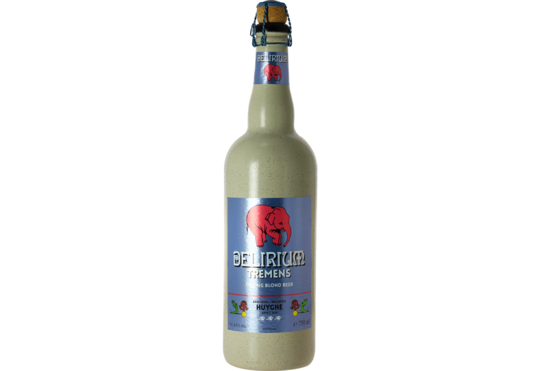 Botellas - Delirium Tremens 75cl