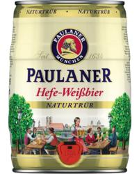 Fässer - Fass 5L Paulaner Hefe Weissbier