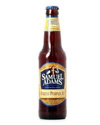 Bouteilles - Samuel Adams Harvest Pumpkin Ale