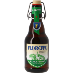 Bottled beer - Floreffe Blonde