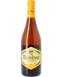 Bottled beer - Maredsous Blonde 75cl