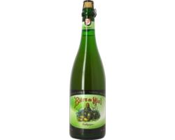 Bouteilles - Bière de Miel bio - 75cl