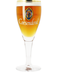 Beer glasses - Corsendonk 33cl glass