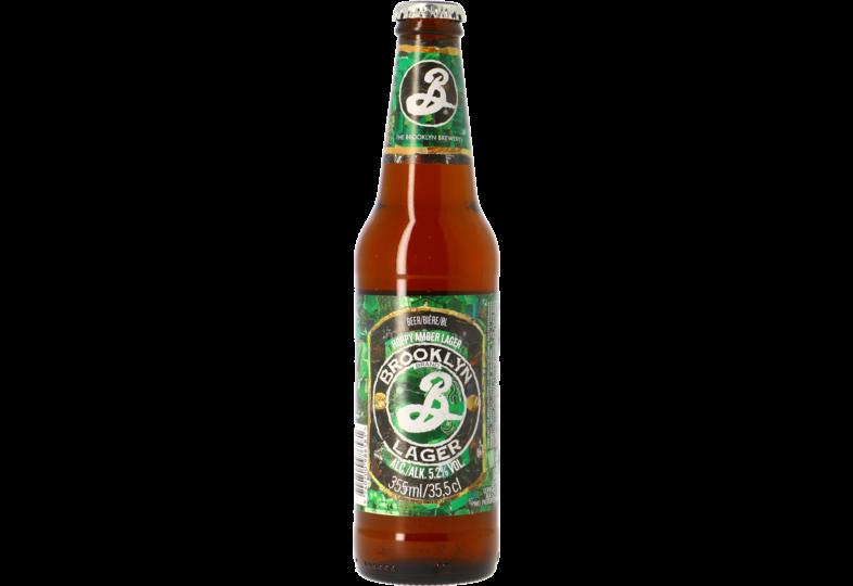 Bottled beer - Brooklyn Lager