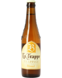Botellas - Trappe blonde