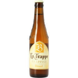 Flessen - La Trappe blond