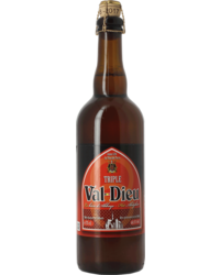 Flaschen Bier - Val-Dieu Triple 75cl