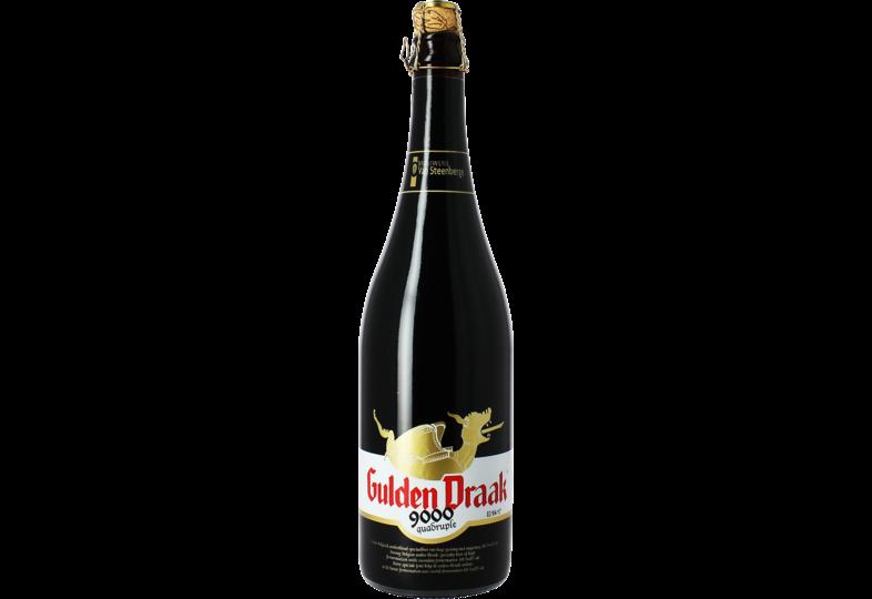 Bottled beer - Gulden Draak 9000 Quadruple
